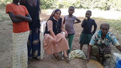 Sisters of Mary, Tanzania, Kikwe, Nambala
