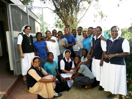 Sisters of Mary, Tanzania, Kikwe