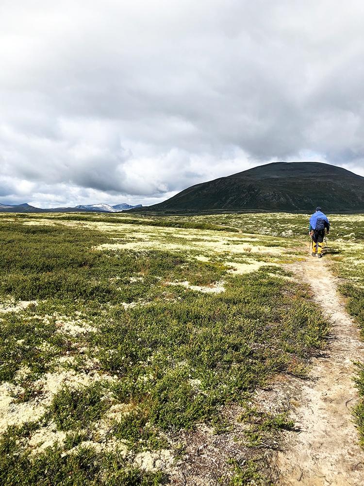 wandern norwegen zur bonsen 2