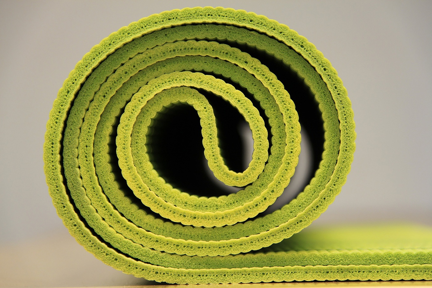 yogamatte zur bonsen